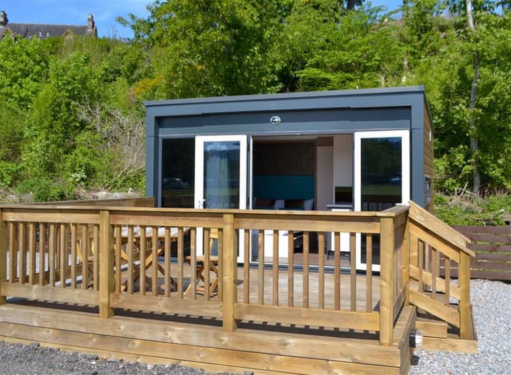 Exterior at Loch Pod 2,