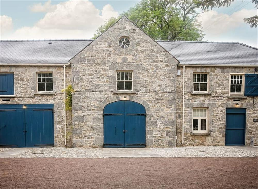 Attractive holiday homes at The Stables,