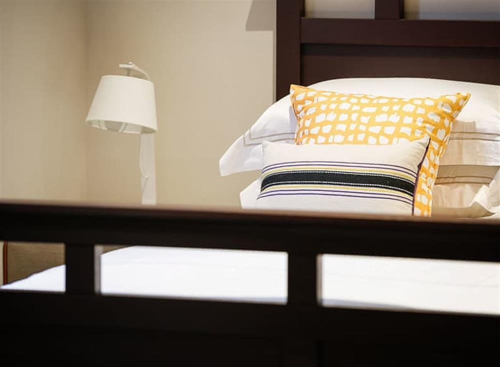 Relaxing en-suite double bedroom at The Stables,