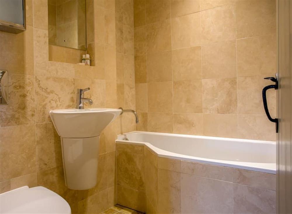 Bathroom at Garden House,