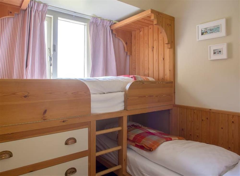 Bunk bedroom at Garden House,