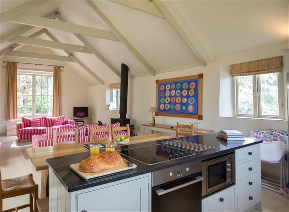 Luxurious open plan living space (photo 2) at Garden House,