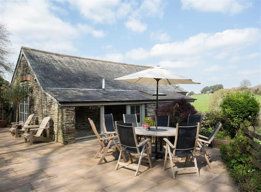 Set in a peaceful, enchanting setting at Garden House,