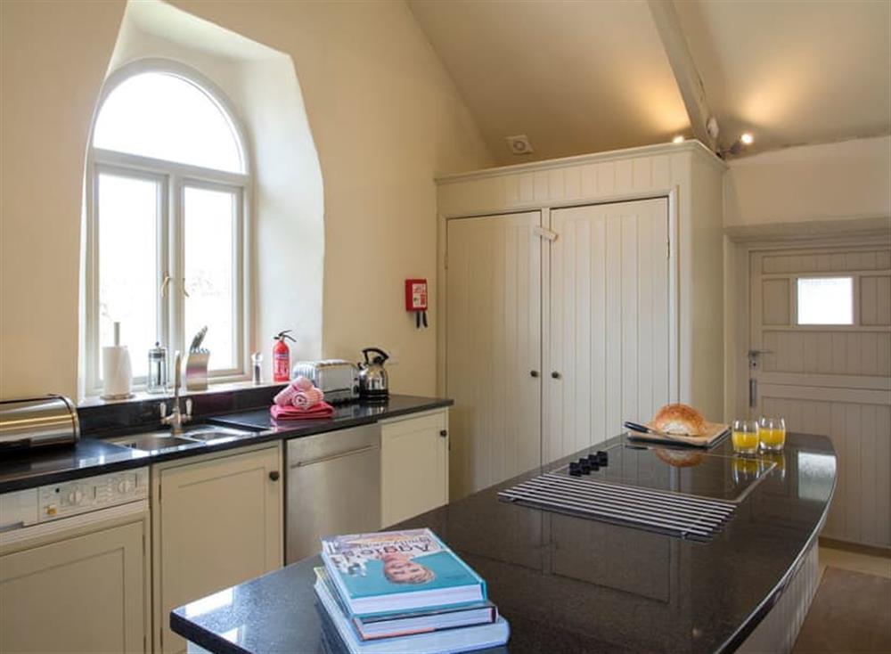 Sleek kitchen area (photo 2) at Garden House,