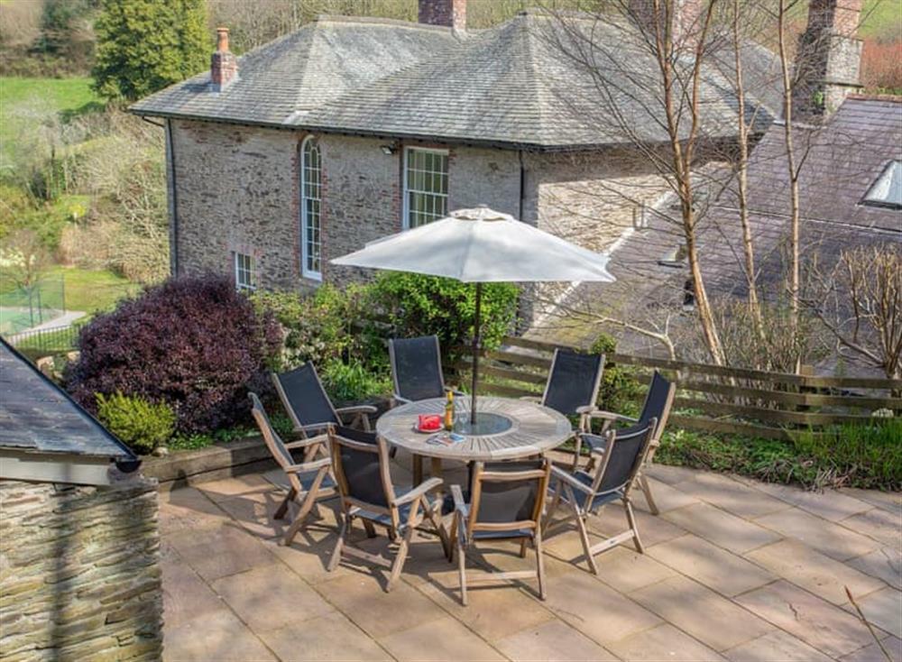 Sun deck with garden furniture (photo 2) at Garden House,