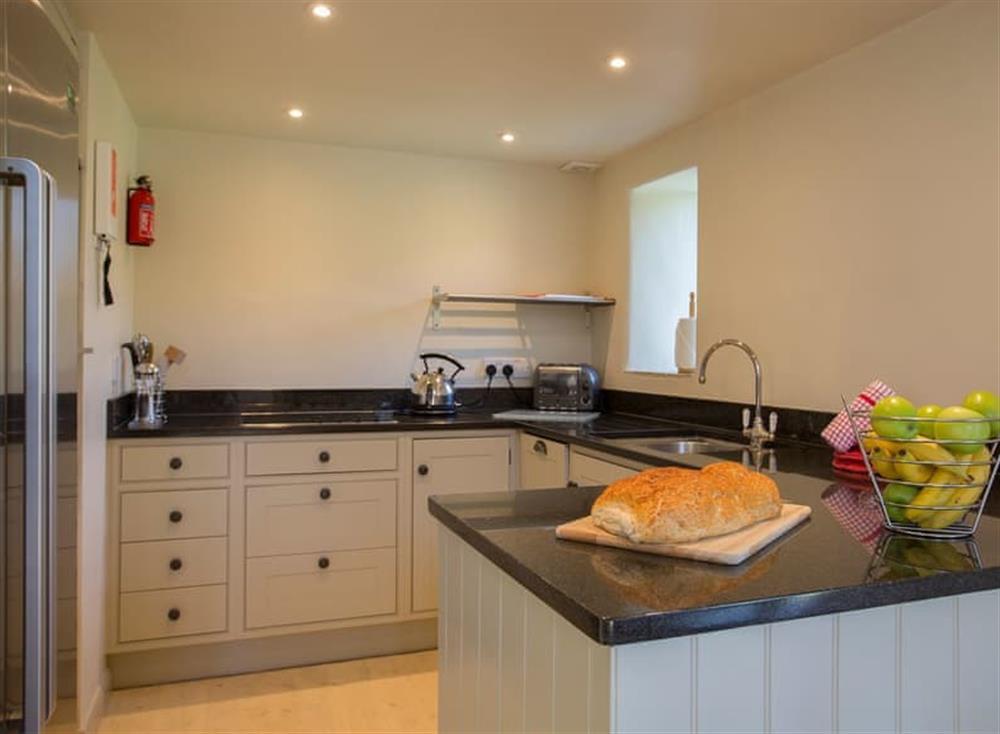 Kitchen area (photo 2) at Maristow Cottage,