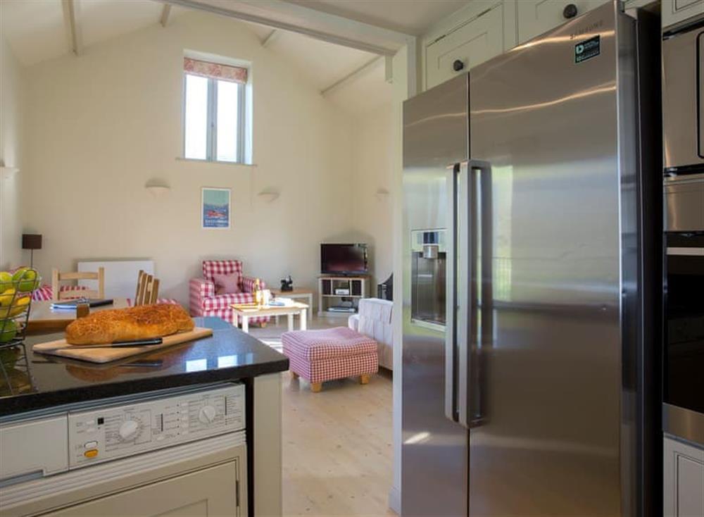 Kitchen area at Maristow Cottage,