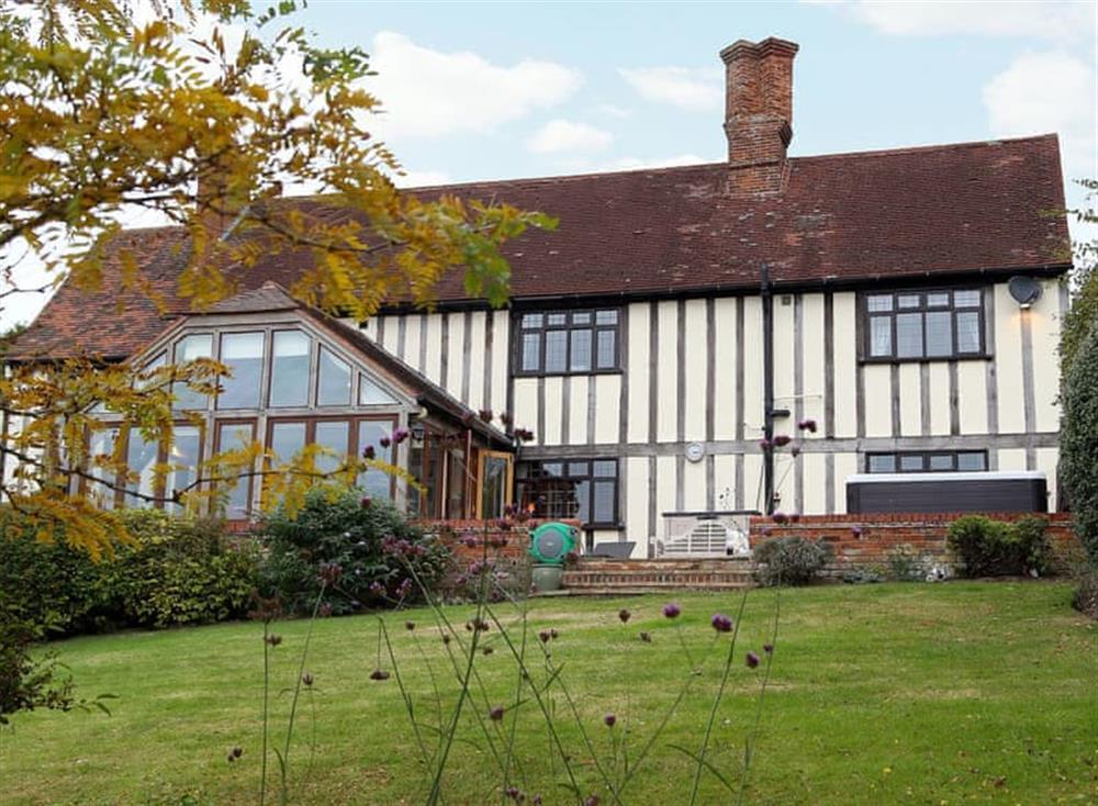 Exterior at Gladwins Farmhouse in Sudbury, Suffolk