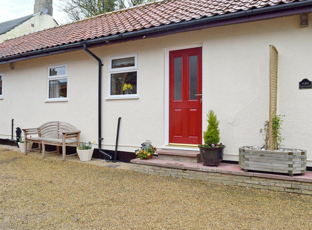 Cosy, detached holiday home at Glebe Cottage in West Caister, near Great Yarmouth, Norfolk