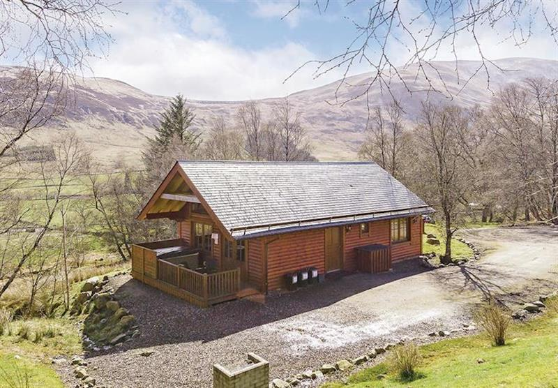 Hideaway Lodge (photo number 2) at Glen Clova Lodges in Nr Kirriemuir, Southern Highlands