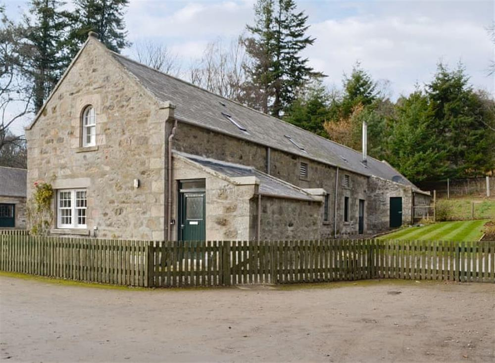 Impressive stone-built holiday home at Home Farm Cottage,