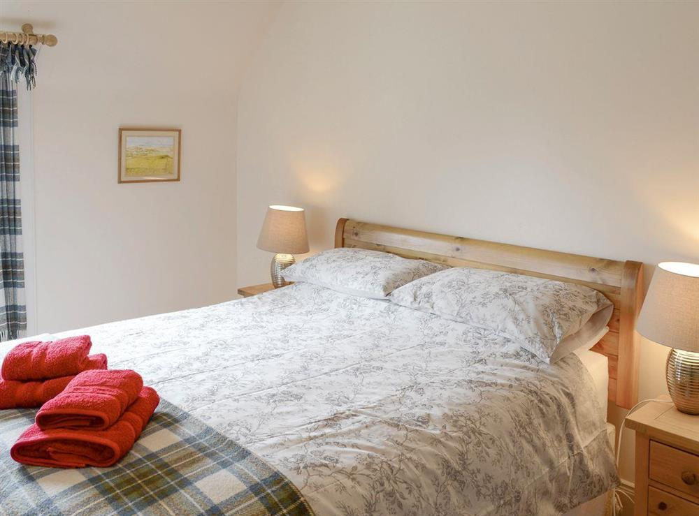 Comfortable double bedroom at Keepers House,