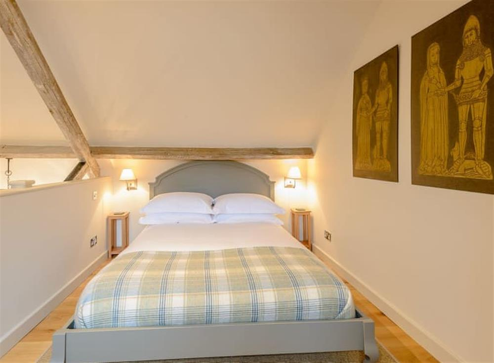Double bedroom (photo 2) at Gold Hill Cottage in Shaftesbury, England