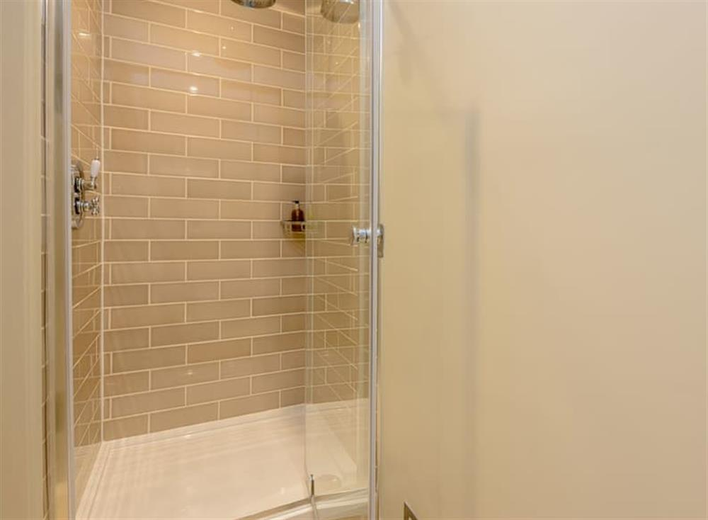 Shower room (photo 4) at Gold Hill Cottage in Shaftesbury, England