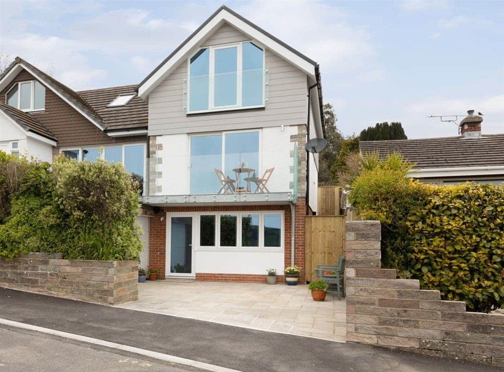 Impressive holiday home at Grandview Dartmouth in Dartmouth, Devon
