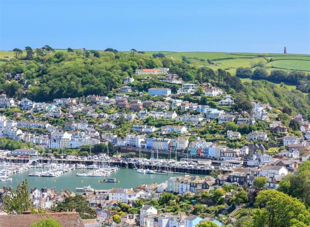 Magnificent View at Grandview Dartmouth in Dartmouth, Devon