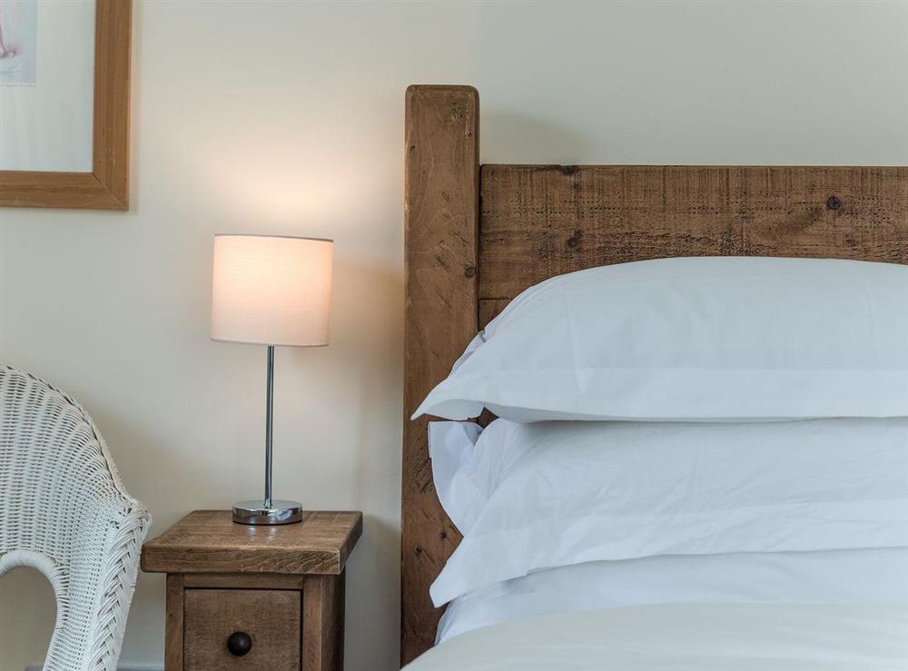 Double bedroom at Grange Croft in Wymondham, near Oakham, Leicestershire, Norfolk