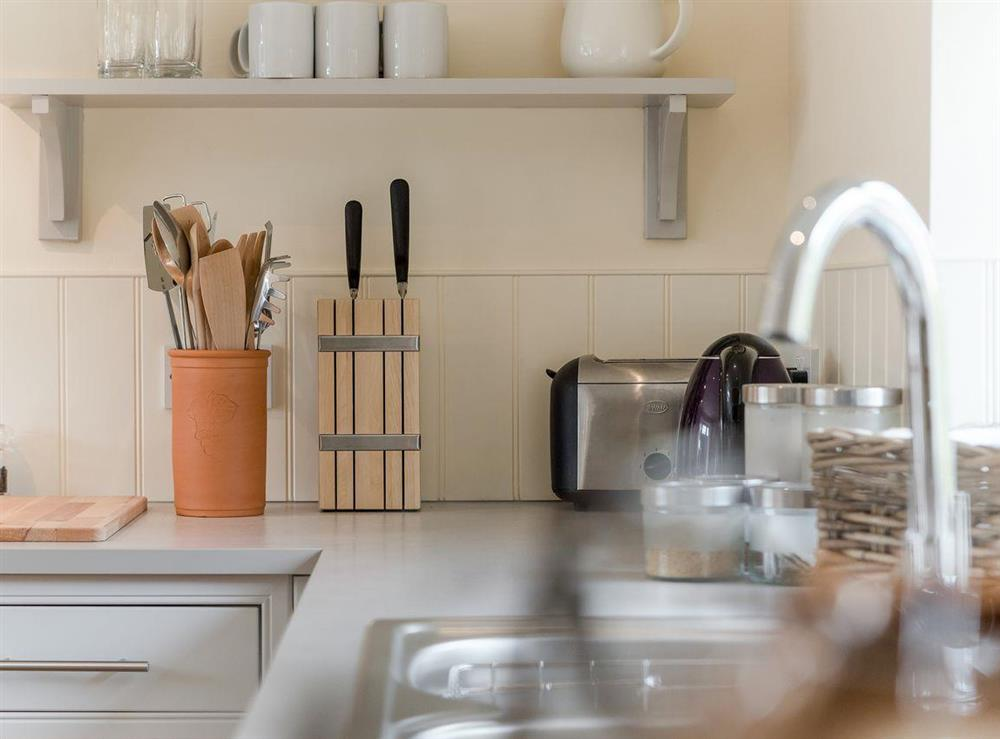 Well equipped kitchen (photo 2) at Grange Croft in Wymondham, near Oakham, Leicestershire, Norfolk