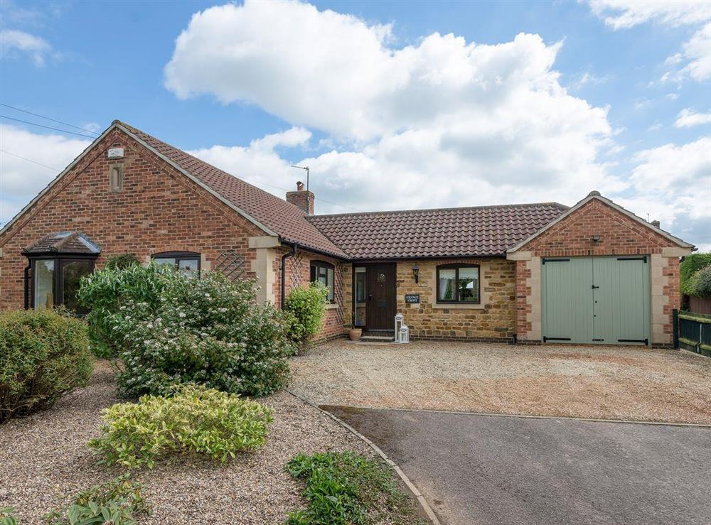 Wonderful detached bungalow at Grange Croft in Wymondham, near Oakham, Leicestershire, Norfolk