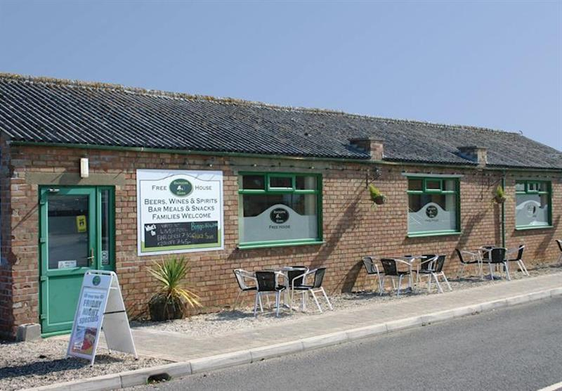 Badgers Barn bar at Grange Leisure Park in Lincolnshire, East of England