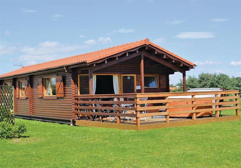 Grange Lodge VIP at Grange Park Lodges in Messingham, Lincolnshire