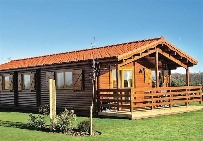 Grange Lodge at Grange Park Lodges in Messingham, Lincolnshire