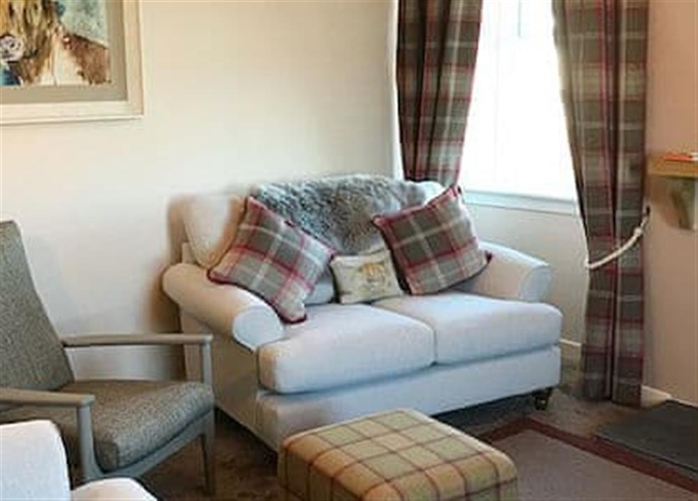 Living area (photo 2) at Grannys Cottage in Achnairn, near Lairg, Sutherland