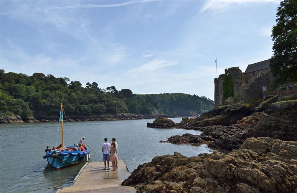 Enjoy a day out at Dartmouth Castle at Grants Cottage, Dartmouth