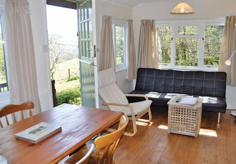 Croyde Lodge (photo number 6) at Grattons Cedar Lodges in Devon, South West of England