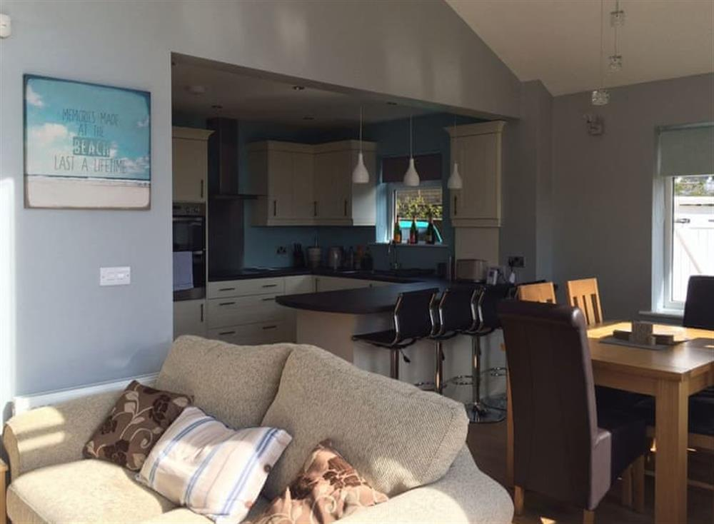 Welcoming living area at Grays Cottage in Bridlington, Yorkshire, North Humberside