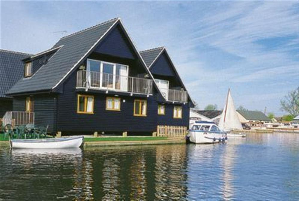 Exterior at Grebe in Wroxham, Norfolk., Great Britain