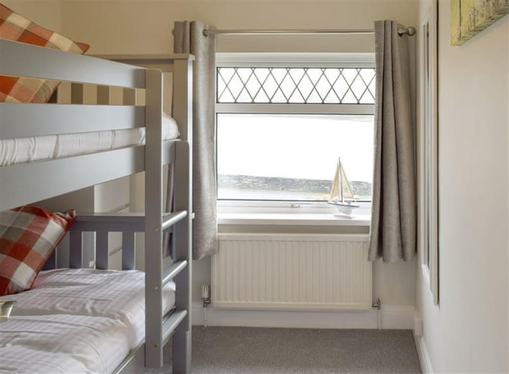 Good-sized bunk bedroom at Green Acres in St Dogmaels, near Cardigan, Cardigan, Dyfed