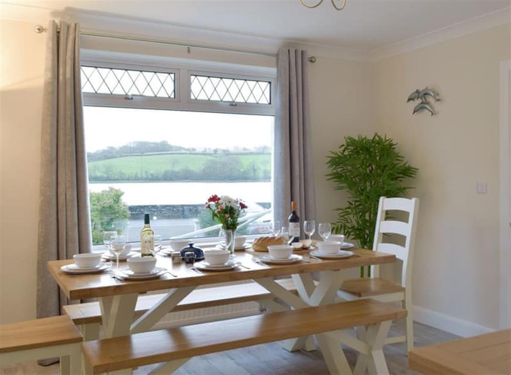 Spacious dining area at Green Acres in St Dogmaels, near Cardigan, Cardigan, Dyfed
