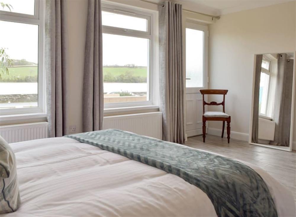 Spacious ground floor en-suite bedroom at Green Acres in St Dogmaels, near Cardigan, Cardigan, Dyfed