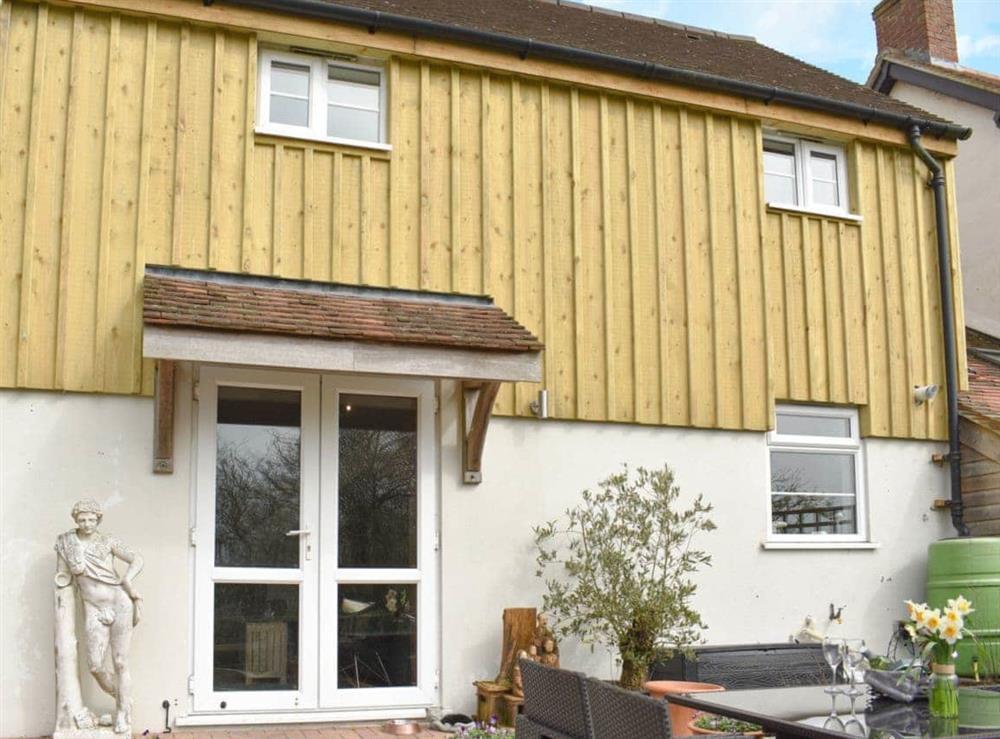 Exterior at Green Oak Cottage in Sandley, near Gillingham, Dorset