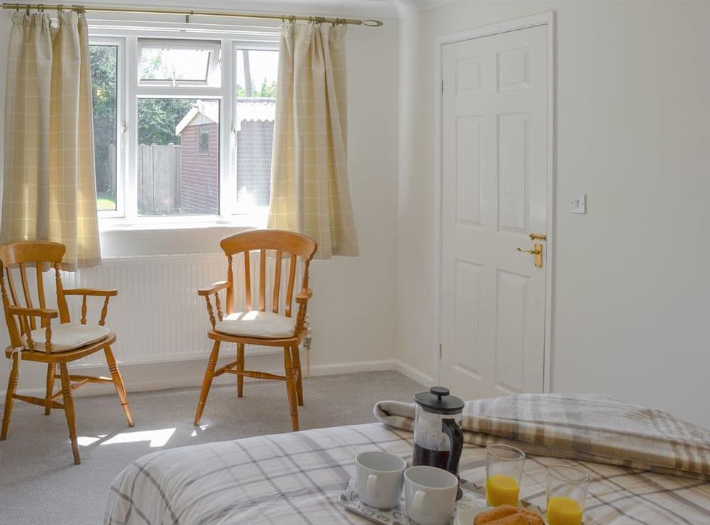 Comfortable double bedroom (photo 2) at Greenhaven Lodge in Rackheath, near Wroxham, Norfolk