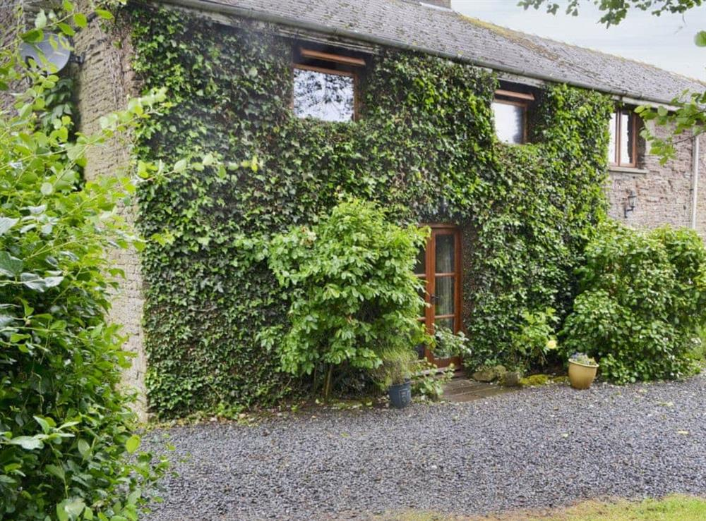 Exterior at Greig House Farm in Grosmont, near Abergavenny, Gwent