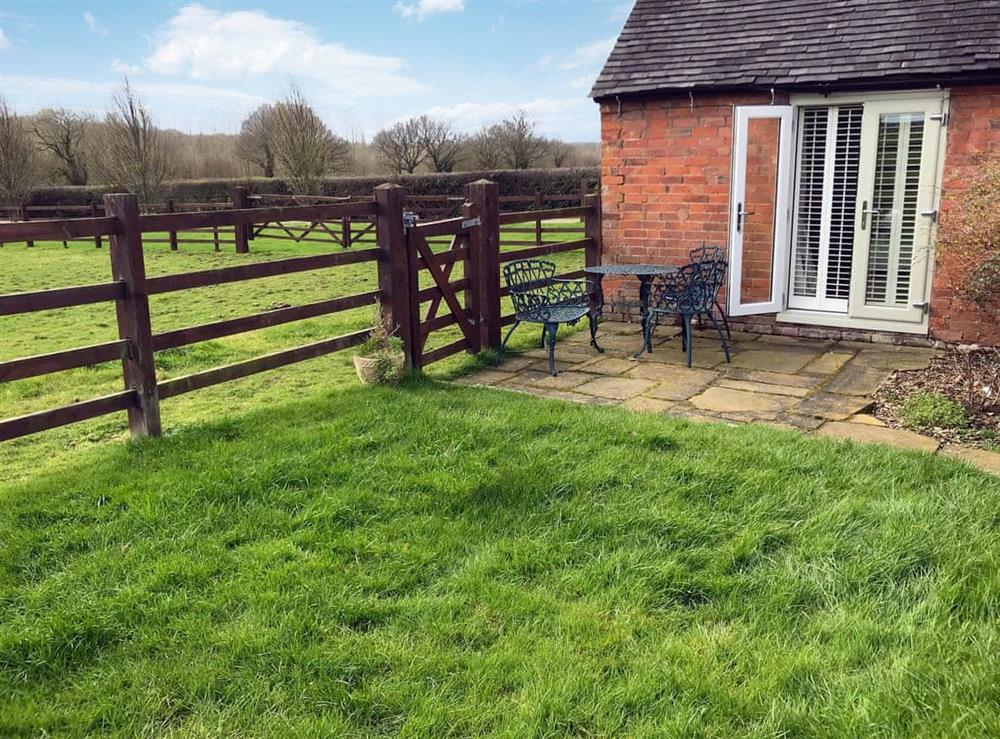 Exterior at Grooms Cottage in Burton-On-Trent, Staffordshire