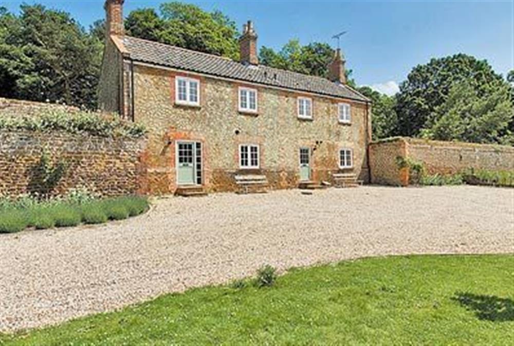 Exterior at Grooms Cottage in Ingoldisthorpe, Kings Lynn, Norfolk., Great Britain