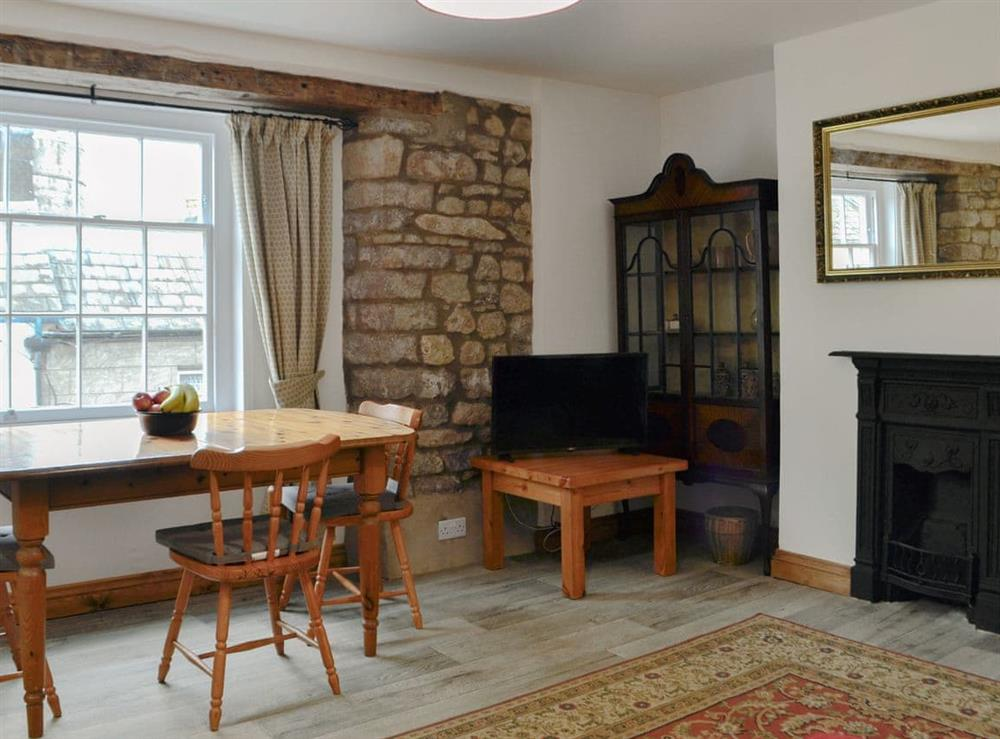 Open plan living space at Grosmont in Chepstow, Gwent