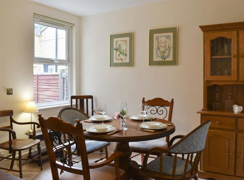 Dining Area at Grove Road in Hitchin, Hertfordshire