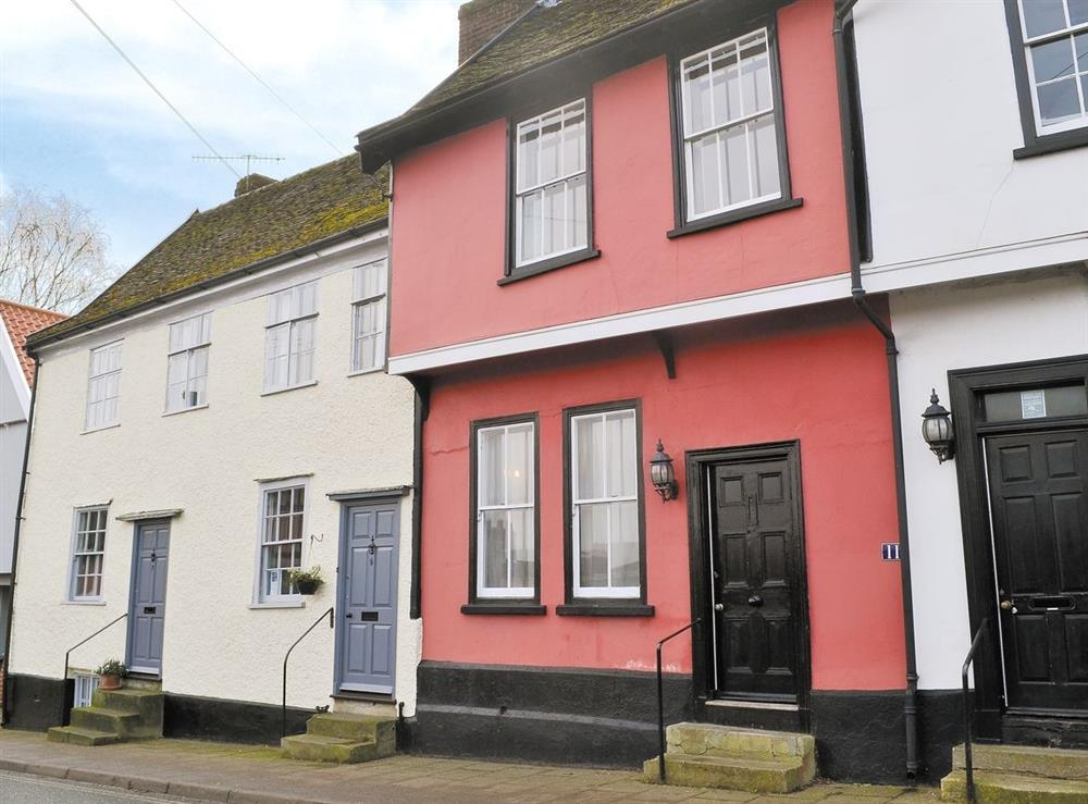 Exterior at Guild Cottage in Woodbridge, Suffolk