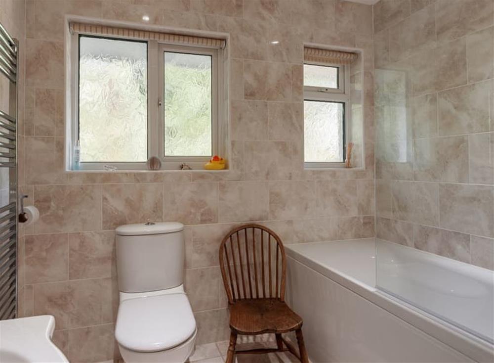 Bathroom at Guillemots in , Brixham