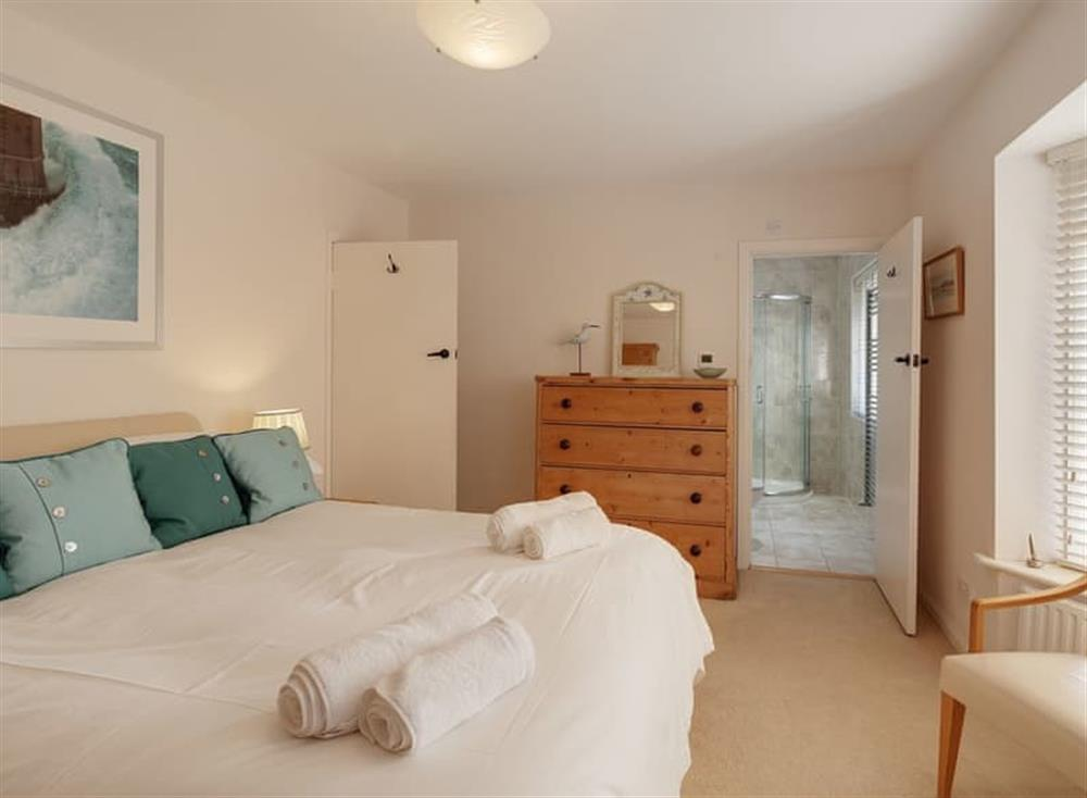 Double bedroom (photo 2) at Guillemots in , Brixham