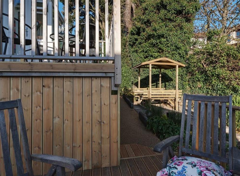 Garden (photo 2) at Guillemots in , Brixham