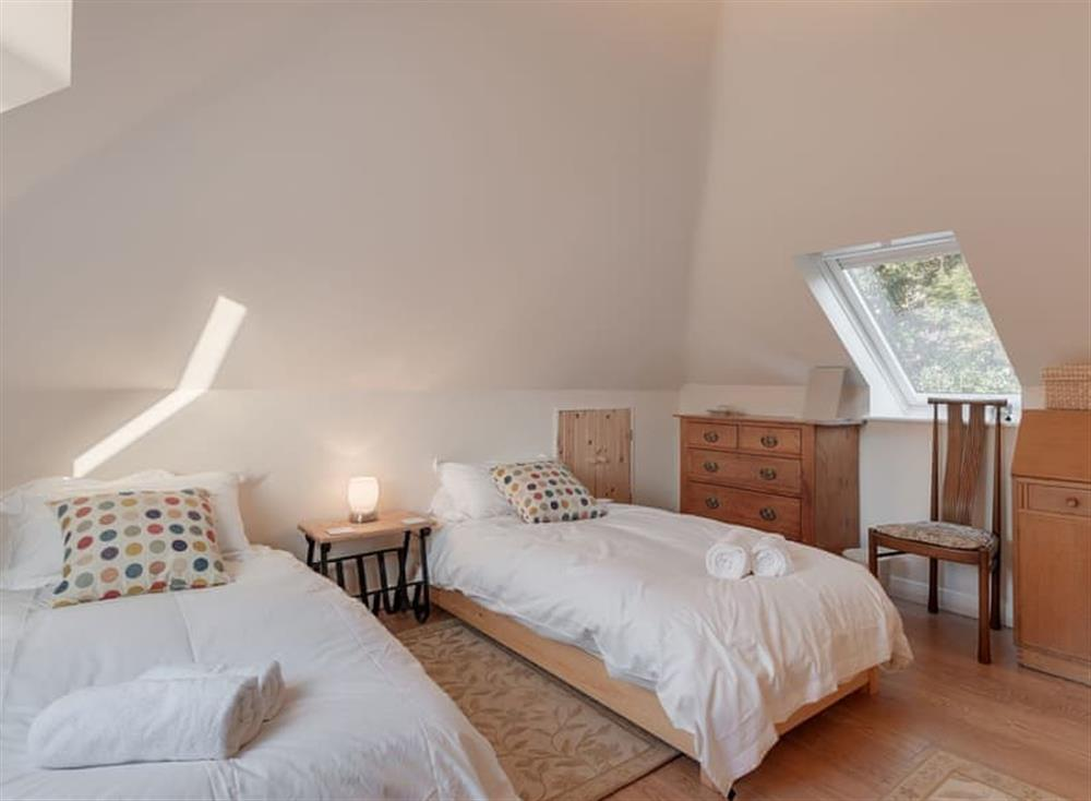 Twin bedroom (photo 2) at Guillemots in , Brixham