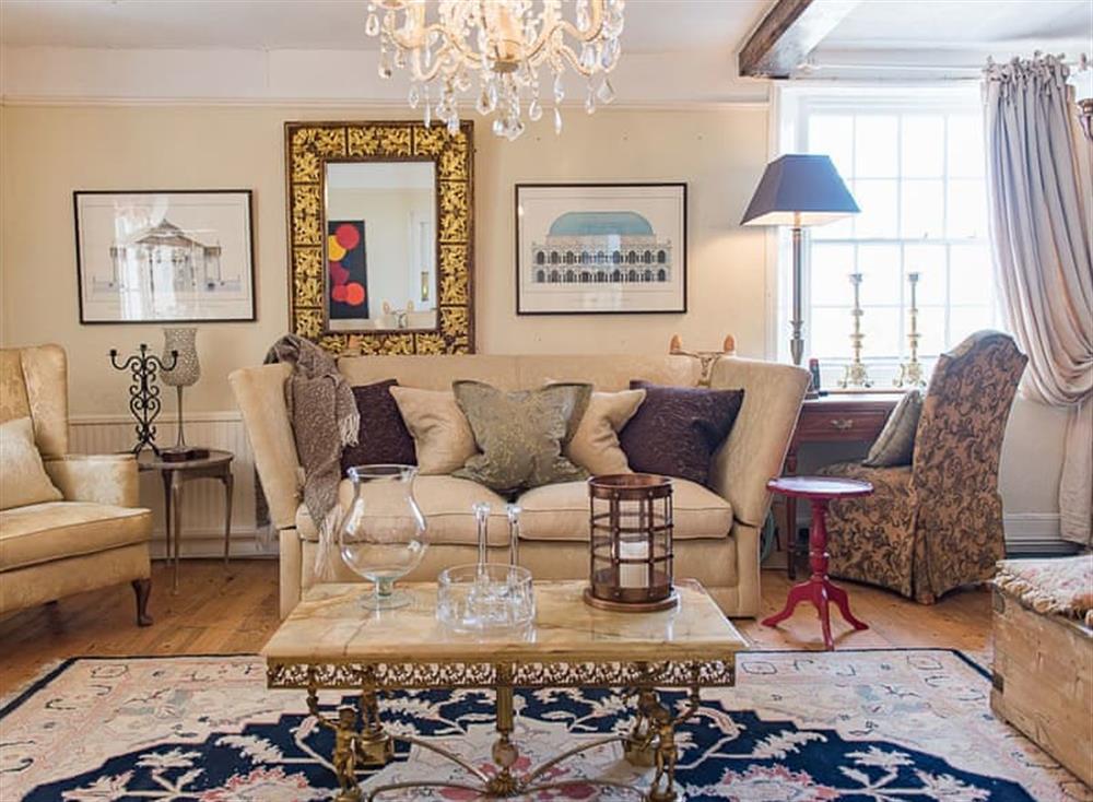Lavish sitting room