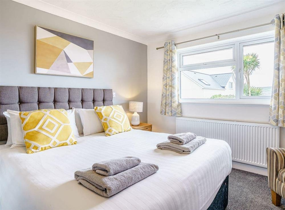 Double bedroom at Gwbert Holiday Cottages- Hafdir in Gwbert, Dyfed