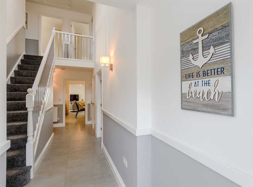 Hallway at Meusydd,