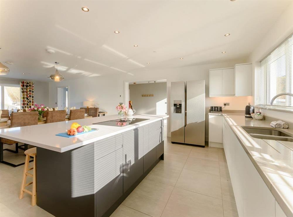 Fantastic kitchen (photo 2) at Ty Canol,